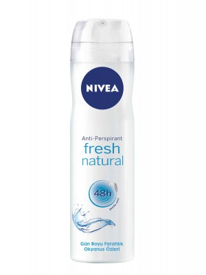 NİVEA FRESH NATURAL DEO